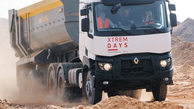 Renault Trucks'tan,K Xtrem kamyon
