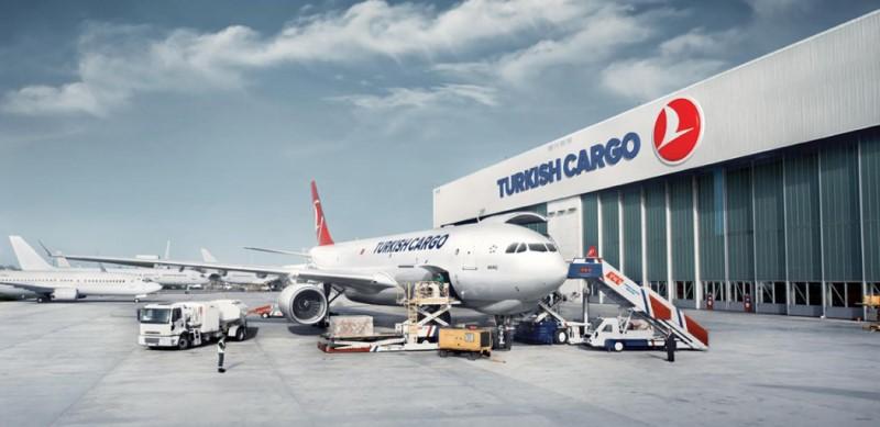 Turkish Cargo 172 bin ton yaş meyve sebze taşıyacak