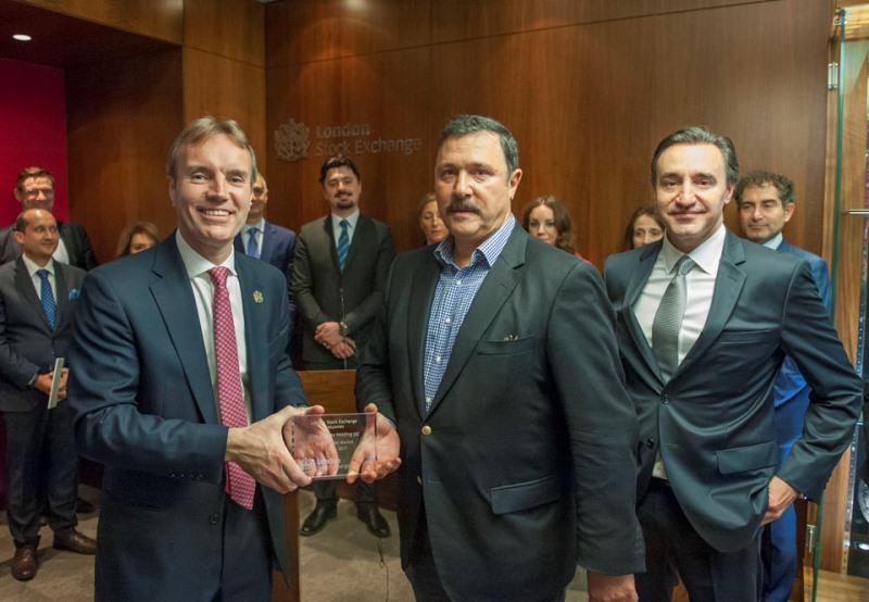 Londra Borsası'ndaki Türk: Global Liman