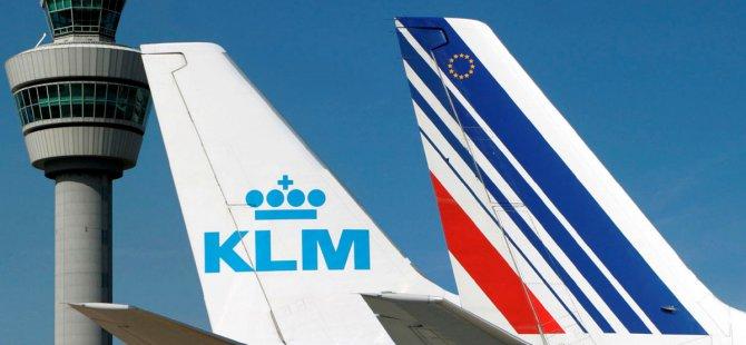 AIR FRANCE ile KLM yeni havayolu kurdu