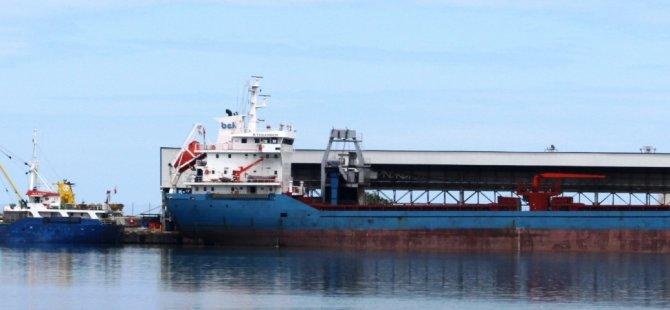 Hopaport'a bir günde 7 gemi geldi