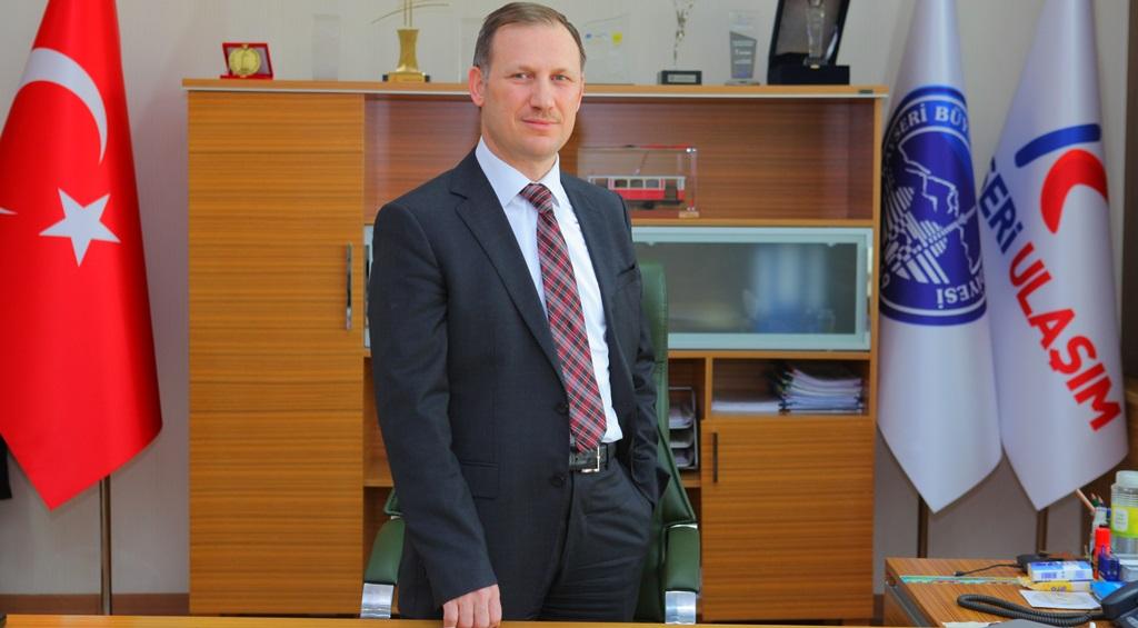 Uluslararası ulaşımın zirvesine Türk yönetici