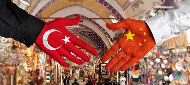 Türkiye ile Çin, 65 ülkeye ulaşımı da sağlayacak