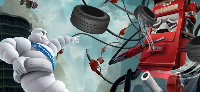 Michelin, çevresel ayak izini yüzde 50 düşürecek