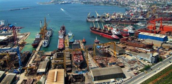 Gemi inşaya 15 yılda 2,8 milyar dolar yatırım