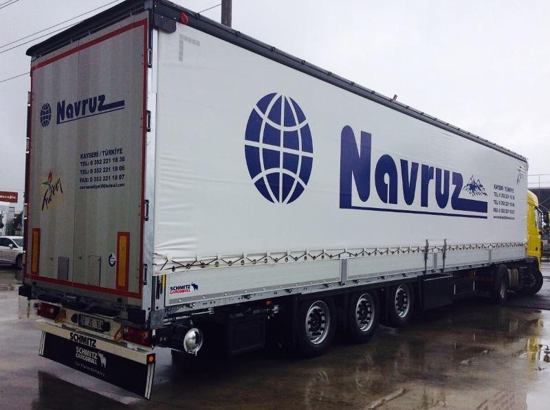 Navruz Nakliyat, 10 Schmitz Cargobull semi treyler aldı