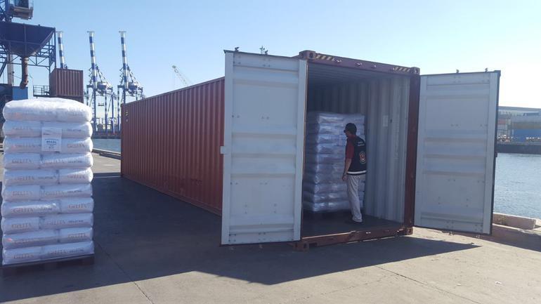 Böylesi görülmedi: Ambarlı Limanı'nda dev operasyon