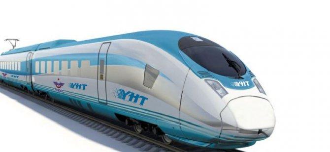 Raylı Sistemler Kümesi (RKS) milli yüksek hızlı trene talip