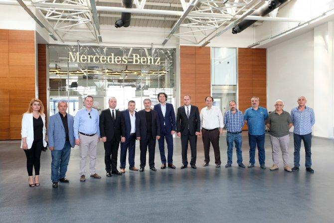 Ünal Şirketler Grubu filosuna yeni Mercedes'ler kattı