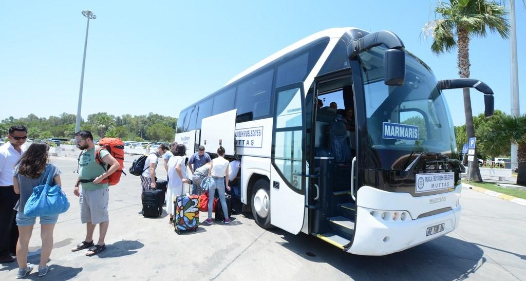 Yolcuyu Havalimanına Tesis İşletmecisi Taşıyacak