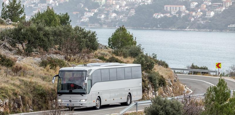 Mercedes; otobüs teslimatında Ramazan bereketi yaşadı