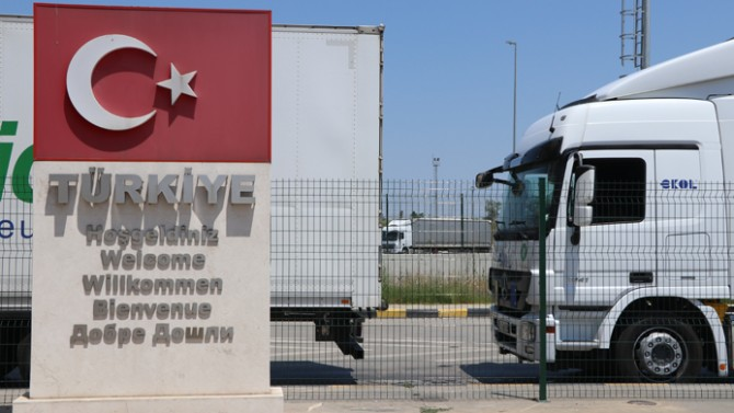 """""""ÖTV'siz yakıt tüm gümrüklerde uygulanmalı"""""""