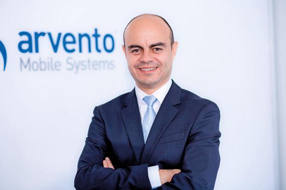 Arvento'nun hedefi dünya liderliği