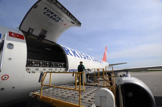 Turkish Cargo, Johannesburg ile Madagaskar'a sefer başlatıyor