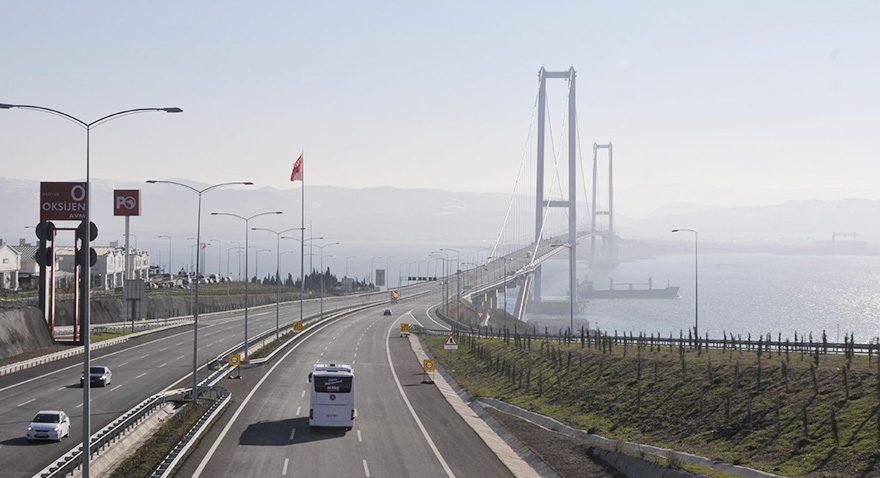 İki köprü ve tünelde zarar: 2.5 milyar lira