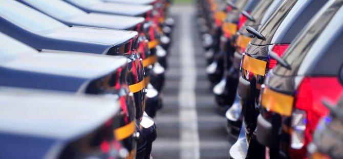 Otomotiv pazarı yüzde 8,6 daraldı