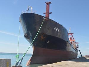 Saldırıya uğrayan geminin sicili ilginç