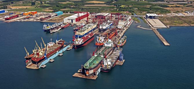 Gemi ve yat ihracatını İstanbul ve Yalova sırtladı