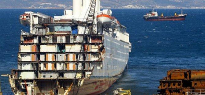 Hurda gemilerden 1 milyar TL kazandık
