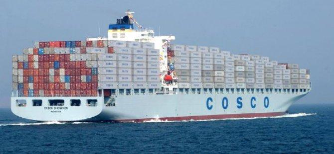 Çin, Pasifik taşımacılığında liderliğe oynuyor