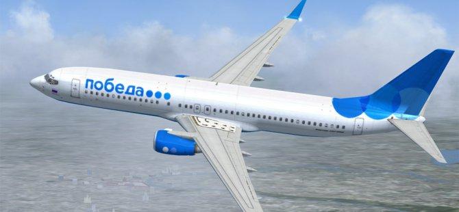 Rus hava yolu şirketi İstanbul'a tarifeli uçuş başlatıyor