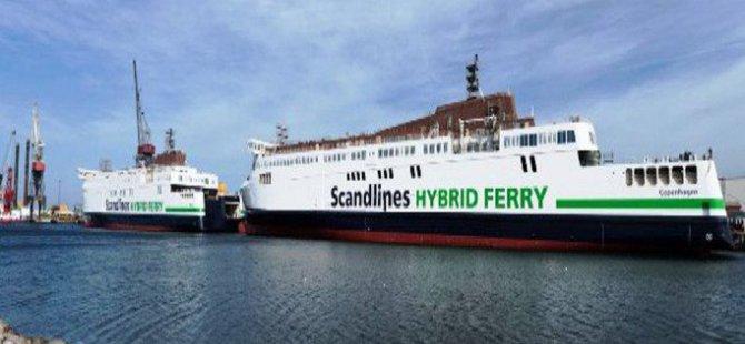 Norveç'in hibrit feribotlarını Türkiye üretiyor