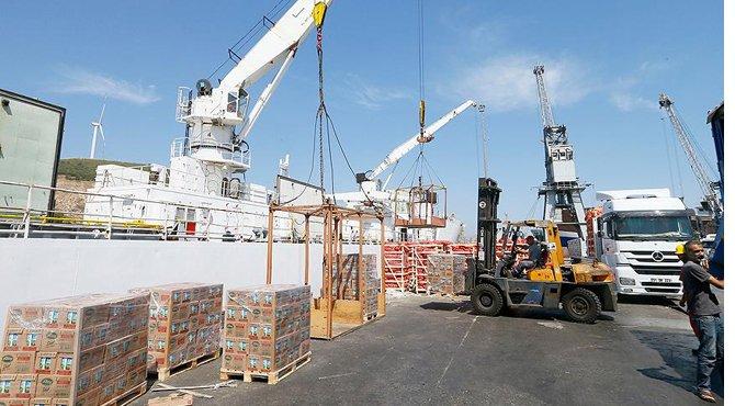 Katar'a ikinci gemi yola çıkıyor