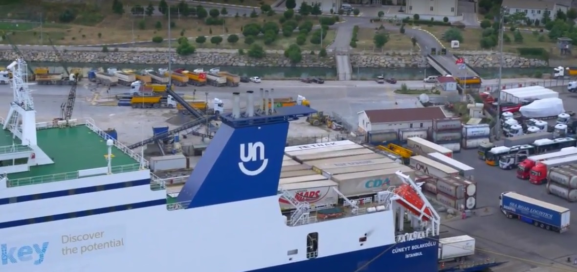 U.N Ro-Ro, Türk markasını Avrupa'ya taşıyacak