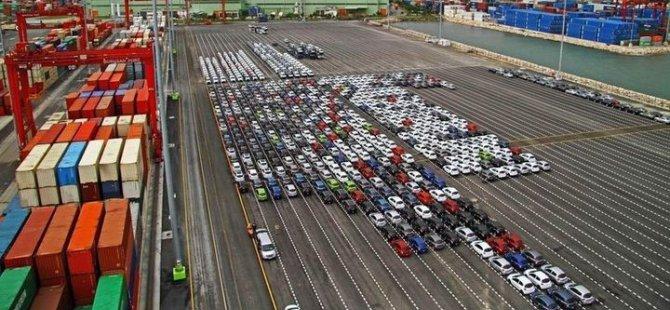 İhracatta kilo fiyatını artıran tek sektör otomotiv oldu