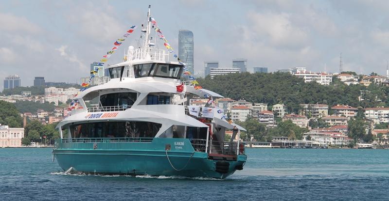 Dentur, yeni gemilerinde Scania motorunu seçti