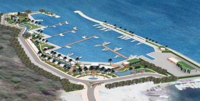 Güllük Yat Limanı ihalesine iki teklif geldi