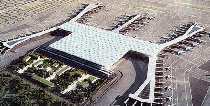 Yeni havalimanı'nın kiralanabilir alanlarına teklif yağıyor