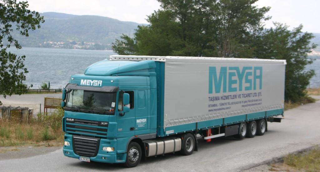 İtalya taşımalarınızın  çözüm adresi: MEYSA