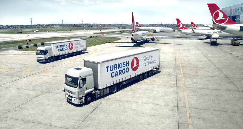 Turkish Cargo'ya ödül