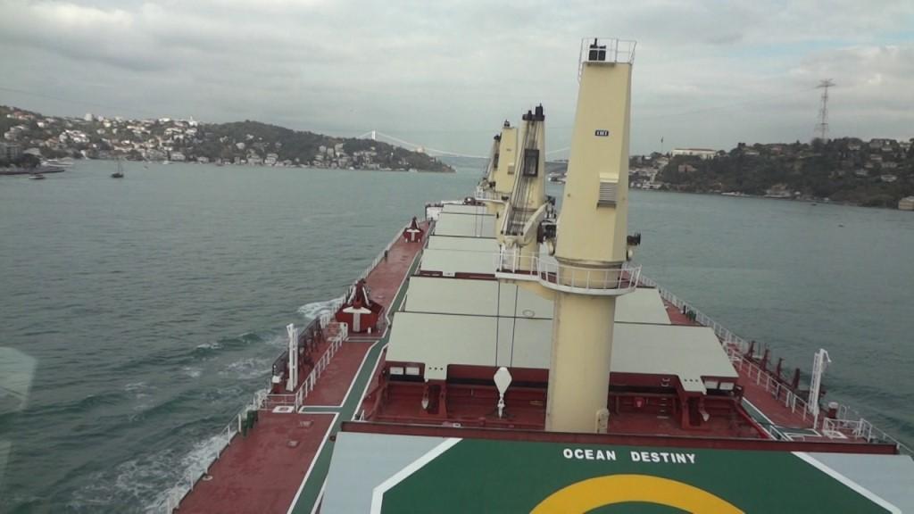 Uğraksız geçiş yapan gemiler 168 saat kalabilecek