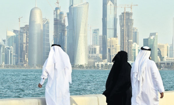 Bu yol ihracata çok şey 'Katar'