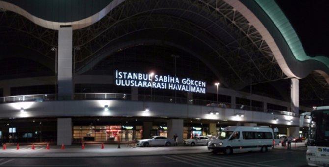 Sabiha Gökçen Havalimanı'nda pist kapatıldı! Uçaklar havada tur attı