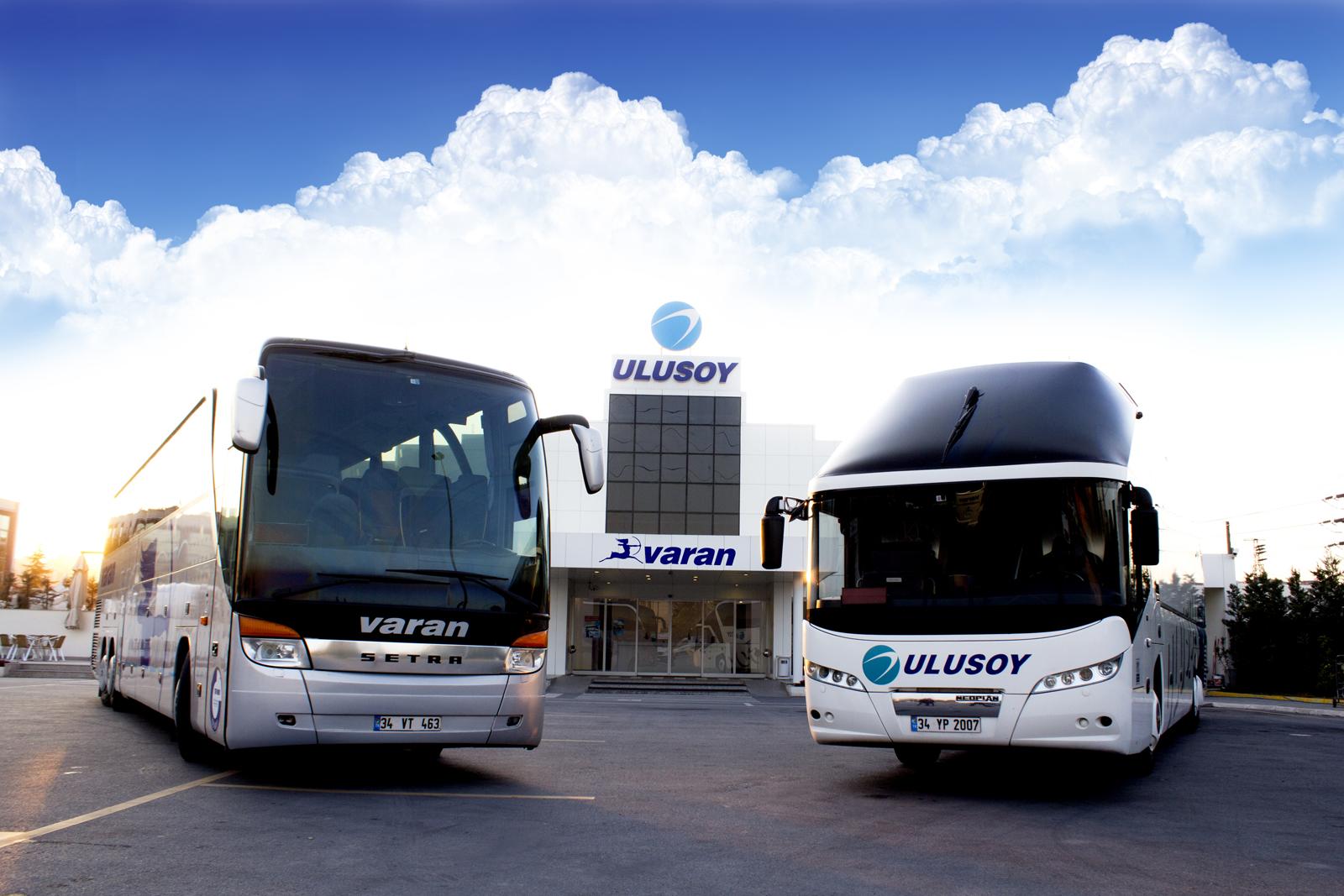 Ulusoy ve Varan güvenli seyahatten ödün vermiyor