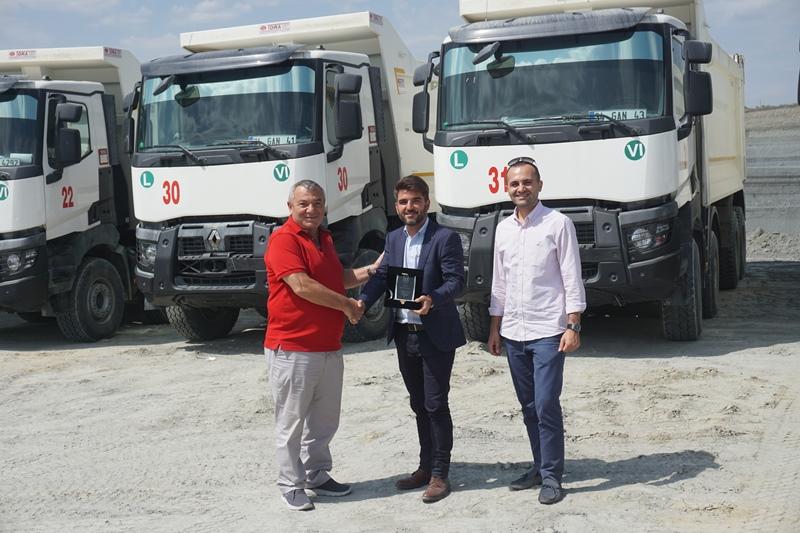 İbrice'nin kömürünü Renault Trucks K XTREM taşıyacak