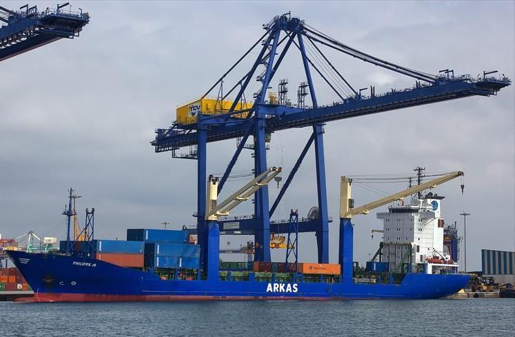 Arkas, Fas limanları arası kabotaj taşımacılığı yapacak