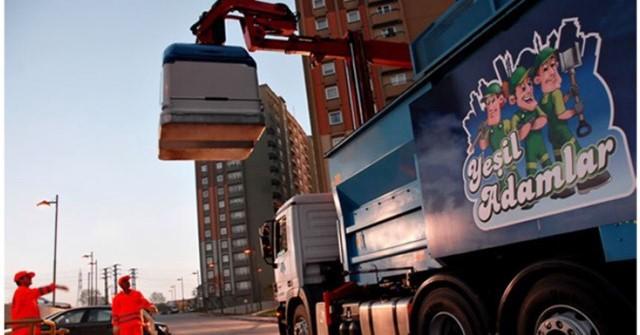 Beyoğlu'nun çöplerini Albayraklar Grubu taşıyacak