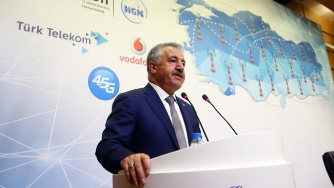 """""""Türkiye'ye 21 lojistik merkez kazandıracağız"""""""