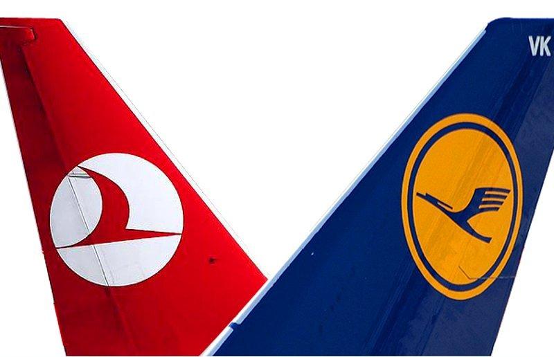 THY Avrupa üçüncüsü, Lufthansa ise 4.