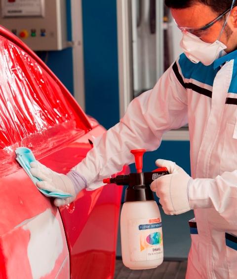 Dünyanın en büyük oto boyama şirketi yine PPG