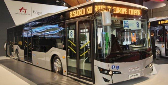 Anadolu Isuzu elektrikli otobüs geliştiriyor