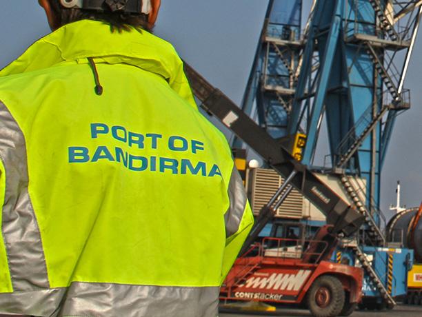 Bandırma-Novorossiysk konteyner hattı başlıyor