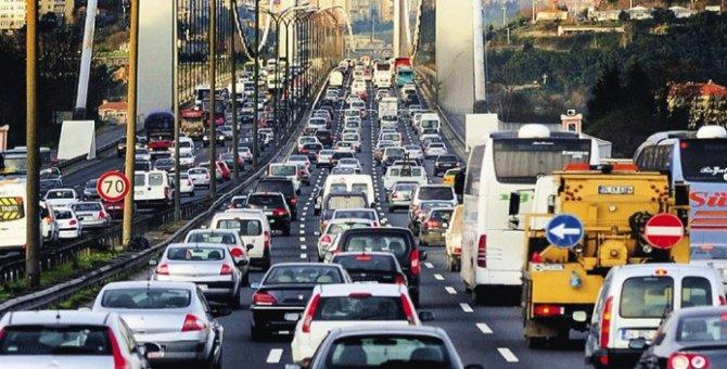 Zorunlu trafik' ikinci çeyrekte zarar yazdı