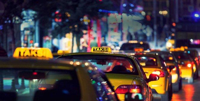 İstanbul'da taksi ücretlerine yüzde 15 zam
