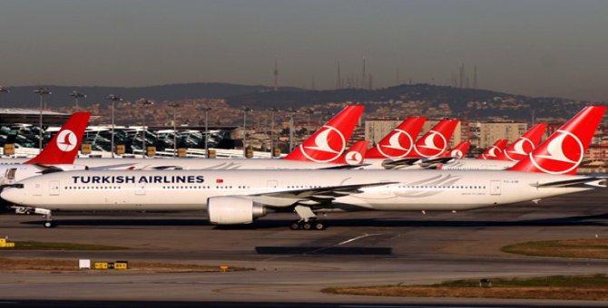 Türk Hava Yolları'nda hedef 500 uçak
