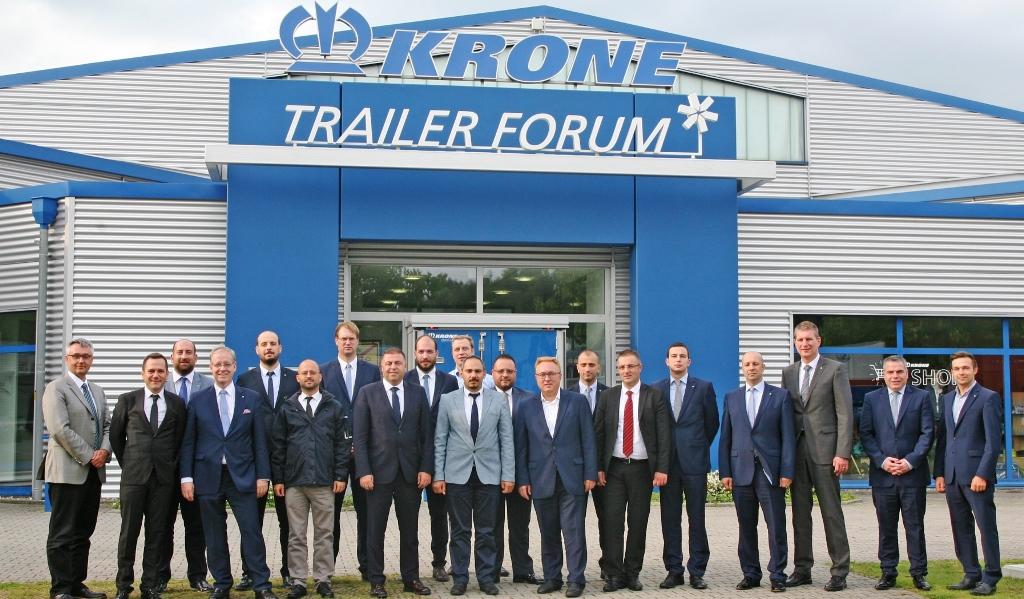 Krone Türkiye'ye Almanya'dan tam destek